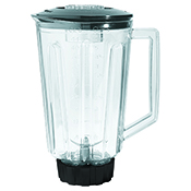 Hamilton Beach 6126-HBB908 908 44 oz./1.25 L Polycarbonate Blender Container - Blender Parts and Accessories
