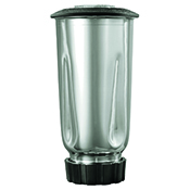 Hamilton Beach 6126-HBB909 909 32 oz./.95 L Stainless Steel Blender Container - Blender Parts and Accessories
