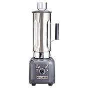 Hamilton Beach HBF500S Stainless Steel High Performance Food Blender - Food Blenders