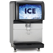 Ice-O-Matic IOD150 Ice Dispenser - Ice-O-Matic