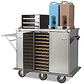Tray Delivery Carts - Heated Tray Delivery Carts