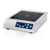 Eurodib 1800W Induction Cooktop - Catering Supplies
