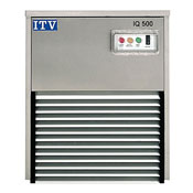 ITV IQ 500-A 530 lb. Air Cooled Ice Maker - ITV Ice Makers