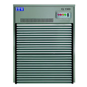 ITV IQ 1300-A 1355 lb. Air Cooled Ice Maker - ITV Ice Makers