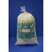 10 lb. Ice Bags with Twist Ties