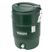 Igloo 42051 5 Gallon Green Beverage Cooler  - Beverage Carriers
