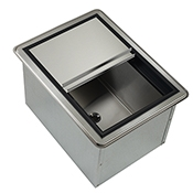 Krowne D278 Medium Drop-In Ice Bin - Ice Bins