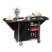 Lakeside 675 Beverage Service Cart - Lakeside