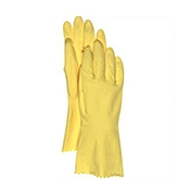 FSE Flock-Lined Rubber Gloves - Gloves and Boots
