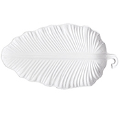 "G.E.T. Sonoma 25"" x 13-3/4"" Leaf Platter - Servingware"
