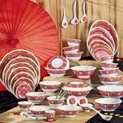 "G.E.T. Longevity Bowls 6"" Plates  - Dinner Plates"
