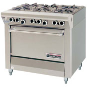 Garland M43R Master Series Gas Range - Heavy-Duty Ranges