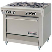 Garland M44R Master Series Gas Range - Heavy-Duty Ranges