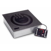 Cooktek MCD2500 MagnaWave Single Drop-In Induction Cooktop - Countertop Induction Ranges