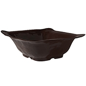 G.E.T. New Yorker 6 qt. Square Bowl - Catering Supplies