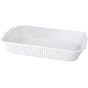 G.E.T. Milano 1 qt Oval Casserole Dish - Servingware