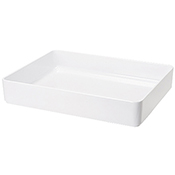G.E.T. Milano 7.6 qt Rectangle Bowl - Servingware