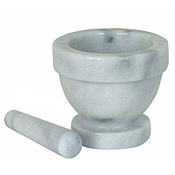 "Economy 4"" Marble Spice Grinder - Kitchen Supplies Best Sellers"