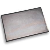 Matfer Bourgeat 310101 Small Black Steel Oven Baking Sheet - Matfer Bourgeat