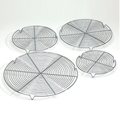 """Matfer Bourgeat 312501 7-3/4"""" Round Cooling Rack - Matfer Bourgeat"""