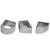 Matfer Bourgeat 375023 Nonnette Ring Diamond Mold - Matfer Bourgeat