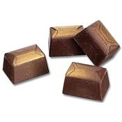 Matfer Bourgeat 380111 Chocolate Rectangular Sheet Plaque - Matfer Bourgeat