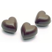Matfer Bourgeat 380205 Chocolate Sheet 36 Small Hearts - Matfer Bourgeat