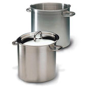 "Matfer Bourgeat 694032 12-1/2"" Excellence Stockpot - Stainless Steel Stock Pots"