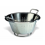 Matfer Bourgeat 713824 Small Conical Colander - Skimmers and Strainers
