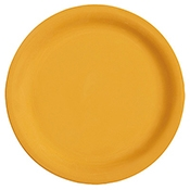 "G.E.T. 6.5"" Narrow Rim Plates - Dinner Plates"