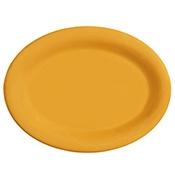 "G.E.T. 13.5"" x 10.25"" Oval Platters - G.E.T. Melamine"