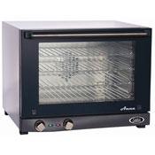 Cadco OV-023  Electric Countertop Half-Size Convection Oven - Countertop Convection Ovens
