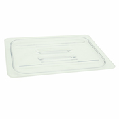 Thunder Group Plpa7000C Full-Size Solid Polycarbonate Food Pan Lid - Steam Table Pan Lids