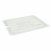 Thunder Group Plpa7000Cs Full-Size Slotted Polycarbonate Food Pan Lid - Steam Table Pan Lids