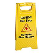 Economy Wet Floor Sign
