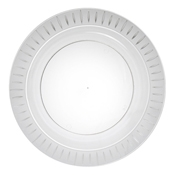 "Party Essentials N101404 10.25"" Elegance Plates - Party Essentials"