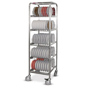 Dinex 270 Base Drying and Storage Rack - Meal Delivery