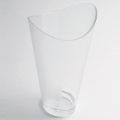 Rosseto Clear Twist Cup - Servingware