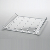 Rosseto Clear Trio Tray - Servingware