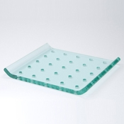 Rosseto Green Trio Tray - Servingware