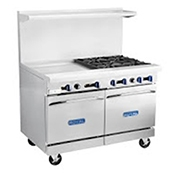 Royal Range RR-8 8 Open Burner - Restaurant Ranges