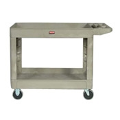 "Rubbermaid Heavy-Duty 26"" x 45"" Utility Cart - Rubbermaid"