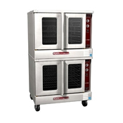 Southbend SLGS/22SC SilverStar Convection Oven - Double Deck Convection Ovens