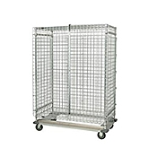 "Metro Metroseal II 65"" Security Carts"