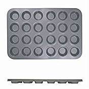 Economy Non-Stick Muffin Pan with 24 Small Cups