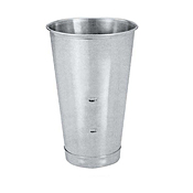 Economy 30 oz Stainless Steel Malt Cup - Cocktail Shakers