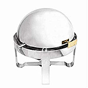 Thunder Group SLRCF0860 Premium Round Chafer - Catering Supplies