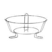 G.E.T. Sonoma Servingware Chrome Rack for 10 qt. Bowl - Servingware