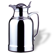Service Ideas 1.5 Liter Alfi Top Thermal Opal Server - Coffee Carafes and Servers