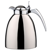 Service Ideas 0.7 Liter Hotel Design Thermal Server - Coffee Carafes and Servers